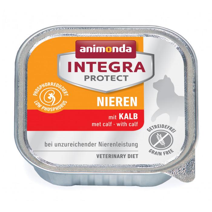 INTEGRA Integra Renal Konservuotas pašaras katėms su veršiena