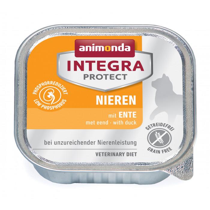 INTEGRA Integra Renal Konservuotas pašaras katėms su antiena