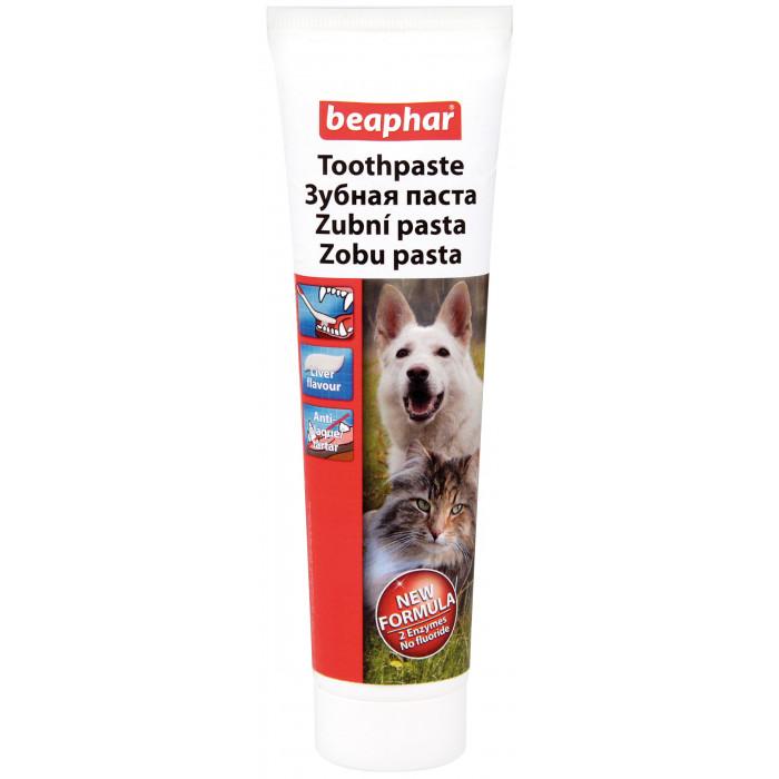 BEAPHAR Dog-a-Dent Kepenų skonio pasta dantims valyti