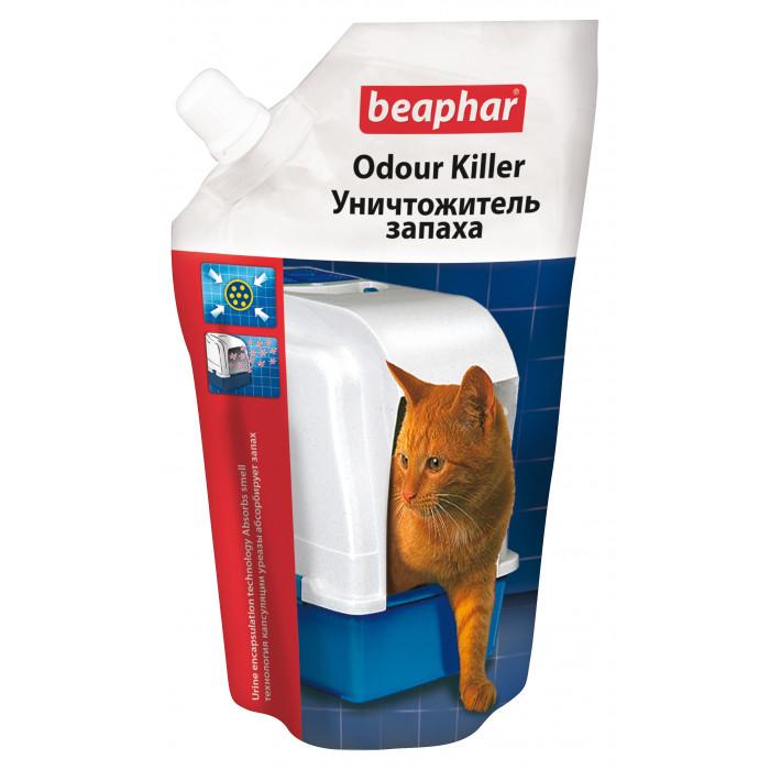 BEAPHAR Odour Killer Priemonė kačių tualeto kvapui naikinti
