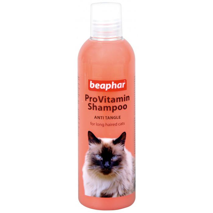 BEAPHAR ProVitamin Almond oil Šampūnas ilgaplaukėms katėms