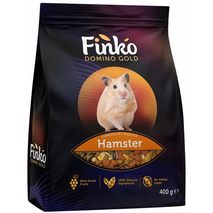 FINKO DOMINO GOLD Pašaras žiurkėnams