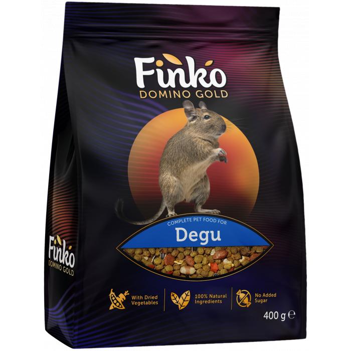 FINKO DOMINO GOLD Pašaras degu