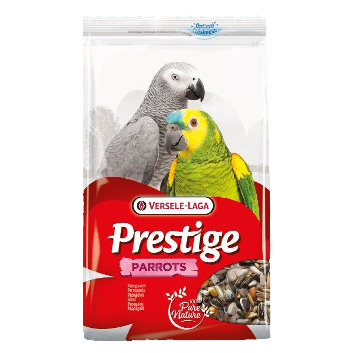 VERSELE LAGA Prestige Parrots Lesalas didelėms papūgoms