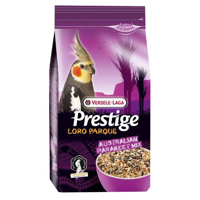 VERSELE LAGA Prestige Premium Lesalas Australijos papūgėlėms