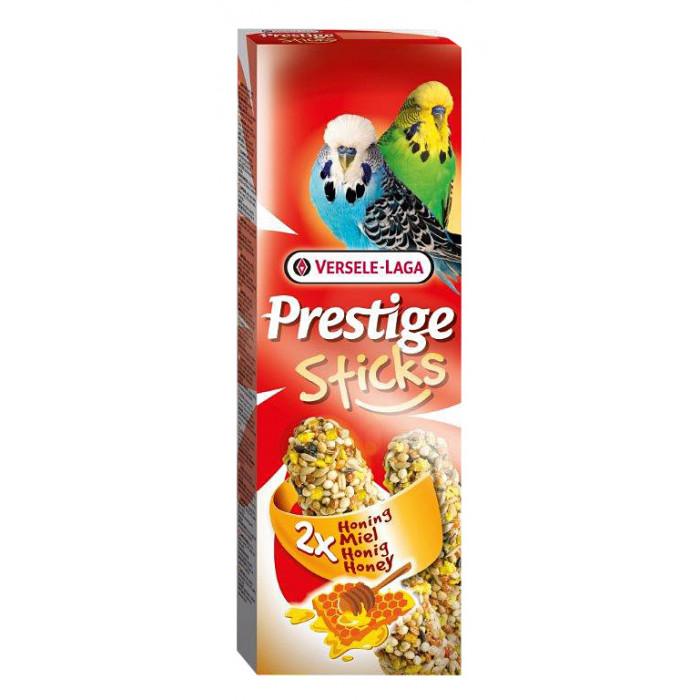 VERSELE LAGA Prestige Sticks Gardėsis banguotoms papūgėlėms