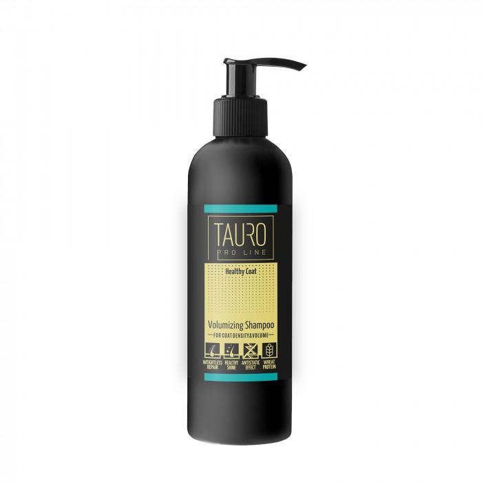 TAURO PRO LINE Healthy Coat volumizing Šampūnas šunims ir katėms