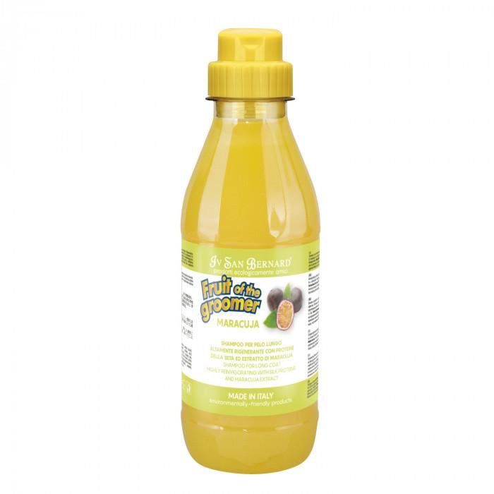 IV SAN BERNARD Fruit Of The Groomer Maracuja shampoo Šampūnas šunims ir katėms