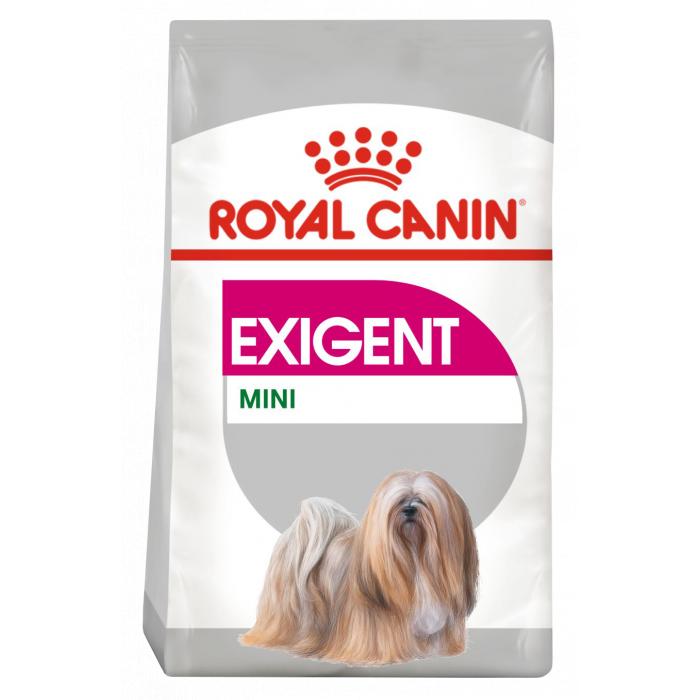 ROYAL CANIN Mini Exigent Adult Sausas pašaras šunims