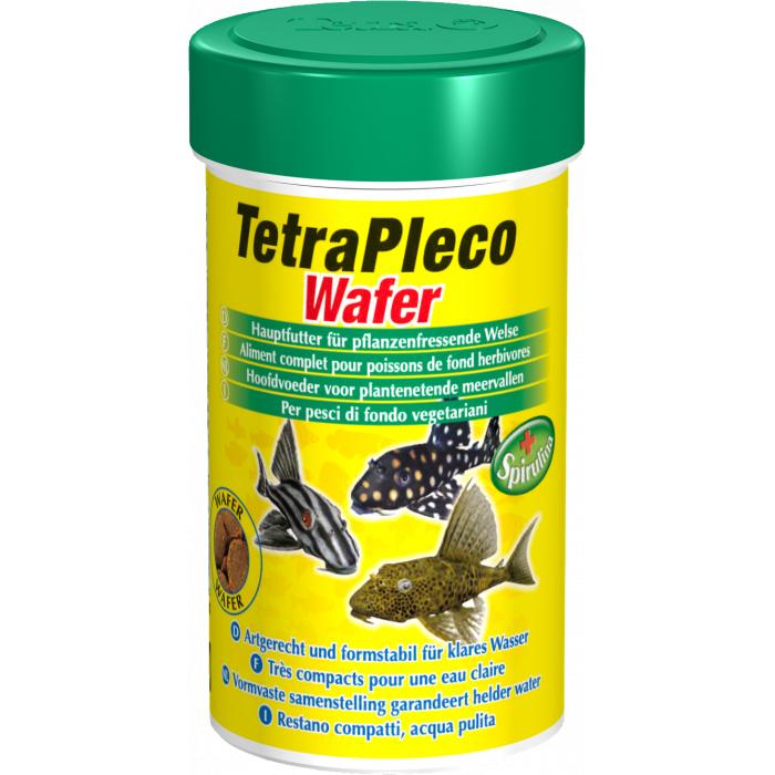 TETRA TetraPleco Wafers Pašaras žolėdėms žuvims