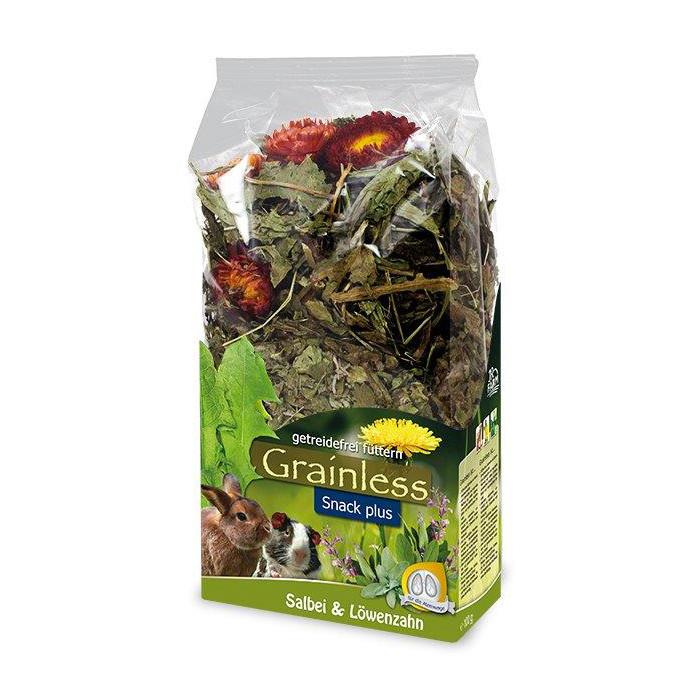 JR FARM Grainless plus Žolelės graužikams
