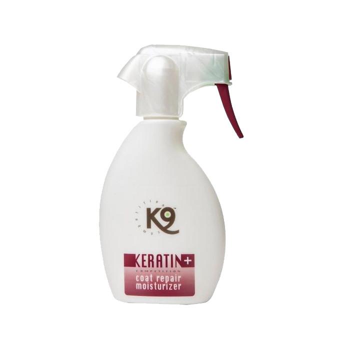 K9 Keratin + Coat Repair Moisturizer Purškiamas kondicionierius šunims ir katėms