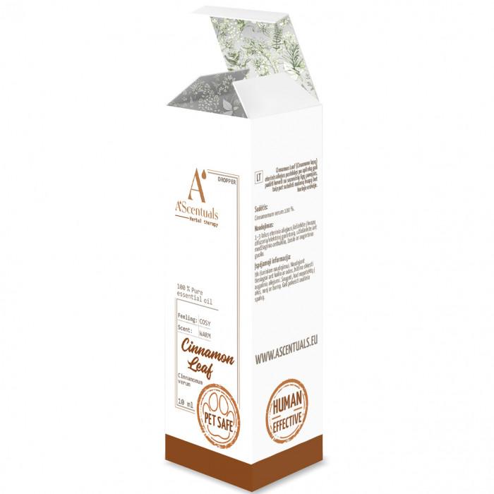 A'SCENTUALS Cinnamon eterinis aliejus