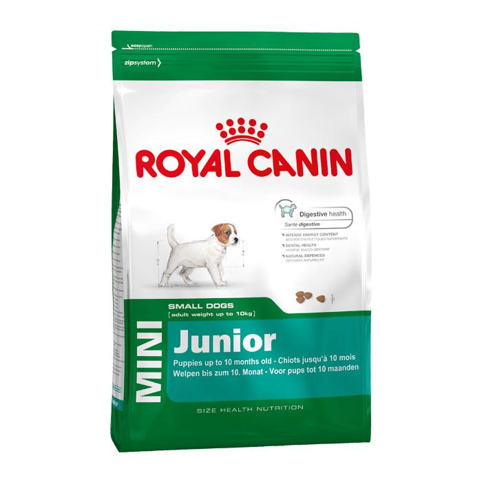 ROYAL CANIN Mini Junior Sausas pašaras šunims