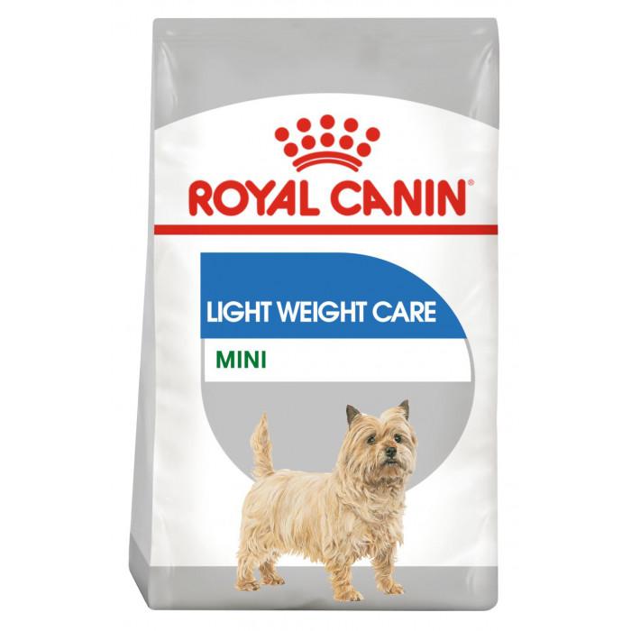 ROYAL CANIN Light Weight Care Mini Sausas pašaras šunims