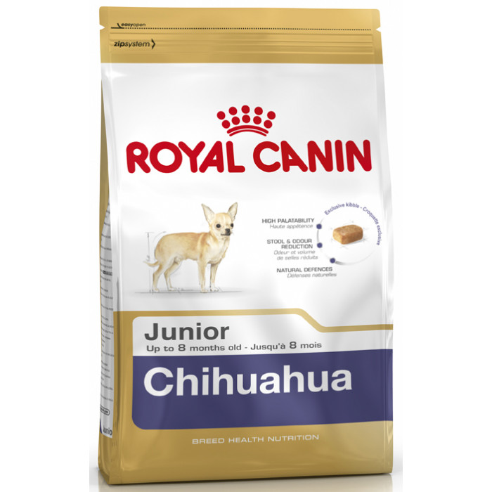 ROYAL CANIN Chihuahua junior Pašaras šunims