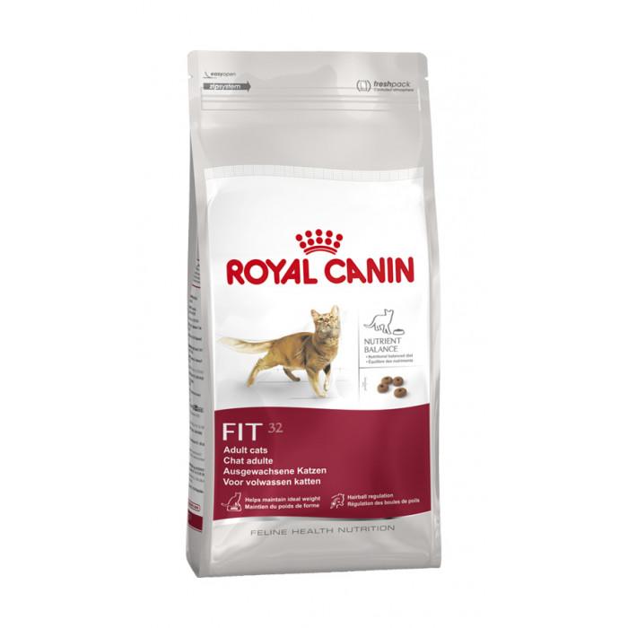 ROYAL CANIN Fit 32  Sausas pašaras katėms