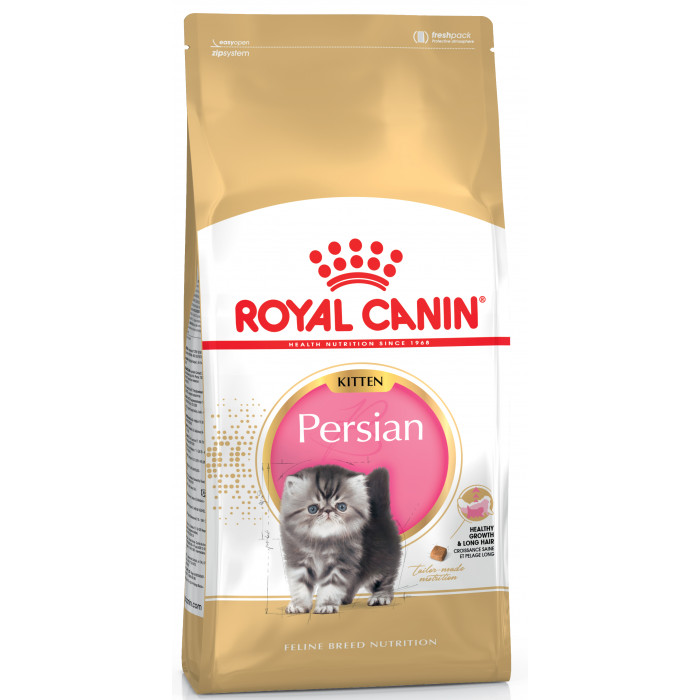 ROYAL CANIN Kitten Persian Sausas pašaras katėms