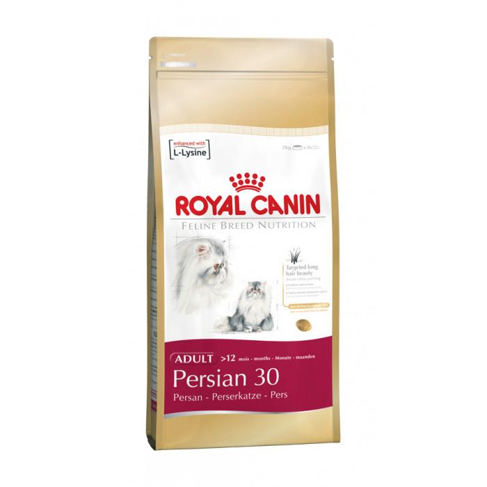 ROYAL CANIN Persian 30 Sausas pašaras katėms