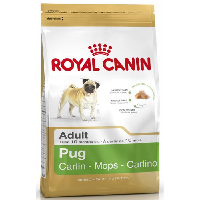 ROYAL CANIN Pug Pašaras šunims