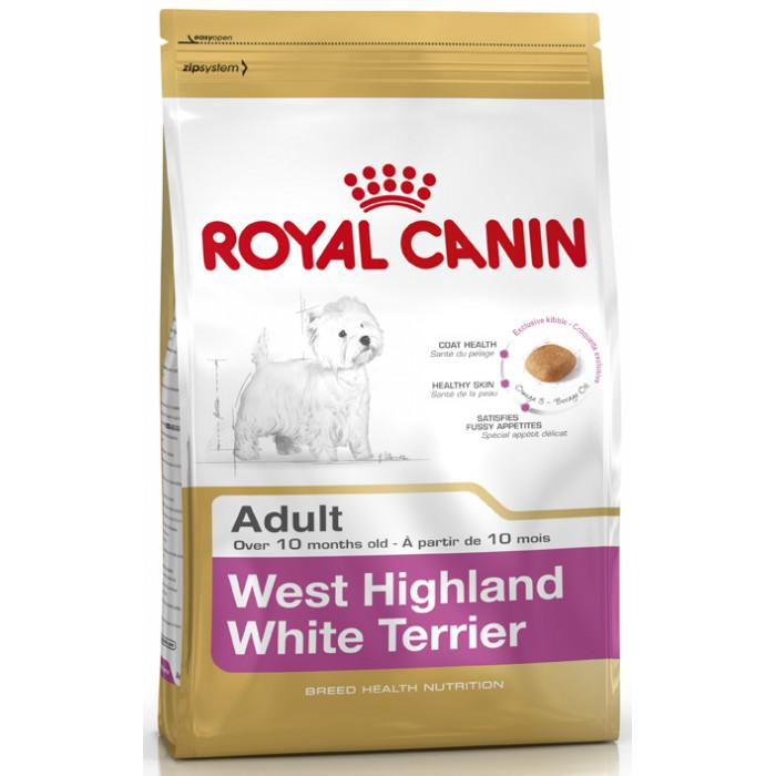 ROYAL CANIN Westie Sausas pašaras šunims