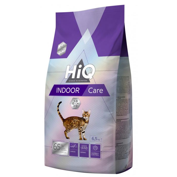HIQ Indoor care Pašaras katėms