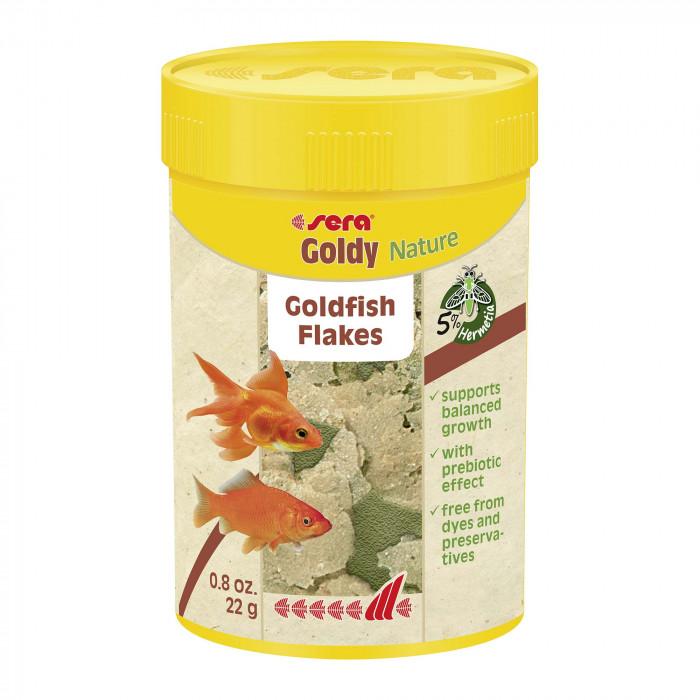 SERA Goldy Pašaras  auksinėms žuvelėms