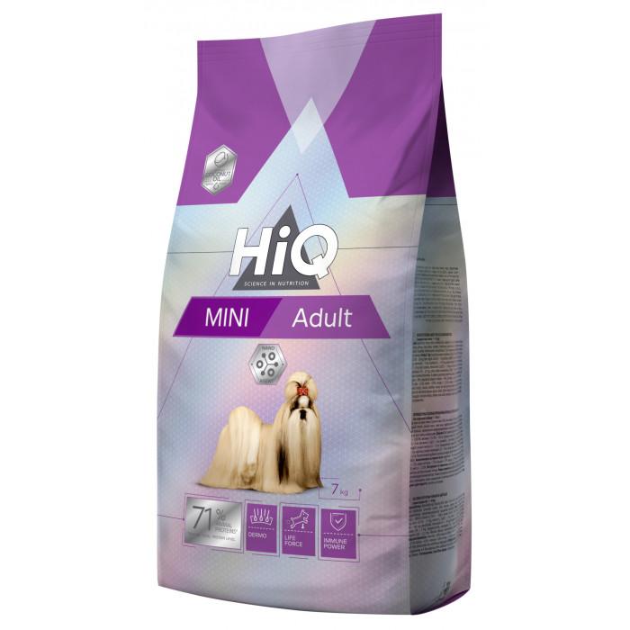 HIQ Mini Adult Poultry Sausas pašaras šunims