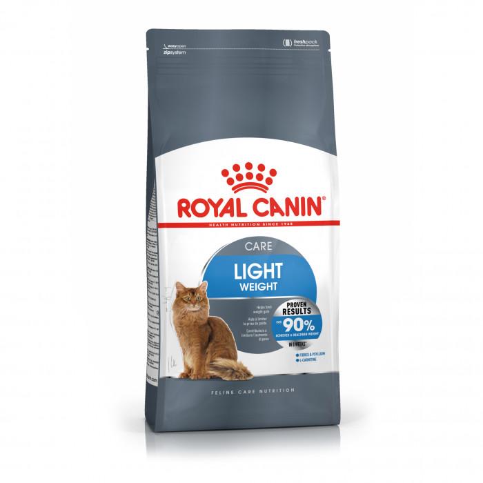 ROYAL CANIN FCN LIGHT WEIGHT CARE pašaras katėms
