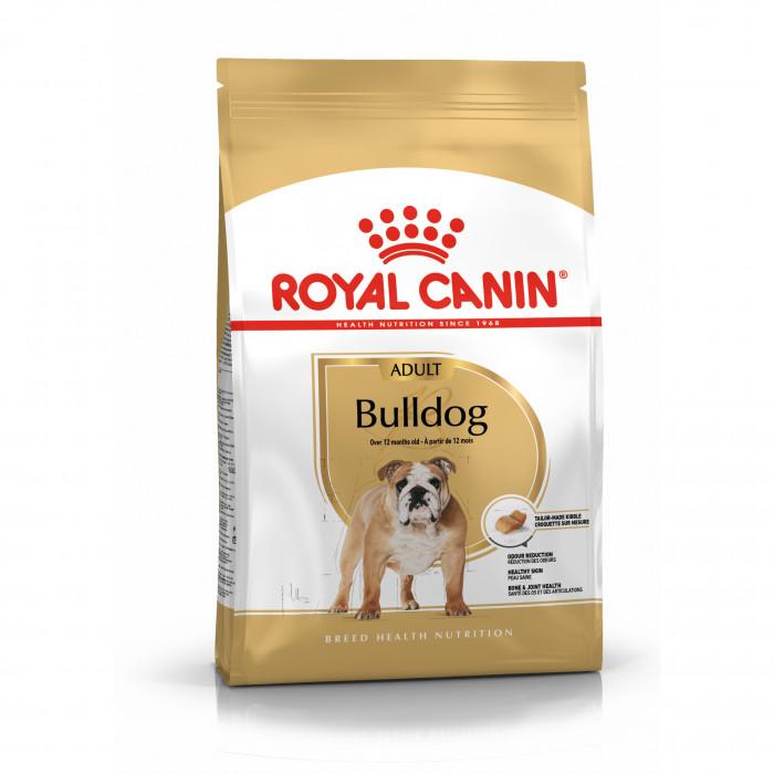 ROYAL CANIN Bulldog 24 pašaras anglų buldogų veislės šunims