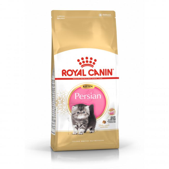 ROYAL CANIN Kitten persian pašaras persų veislės kačiukams