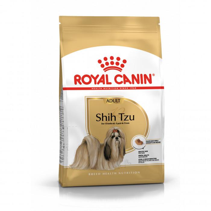 ROYAL CANIN Shih Tzu 24 pašaras ši cu veislės šunims
