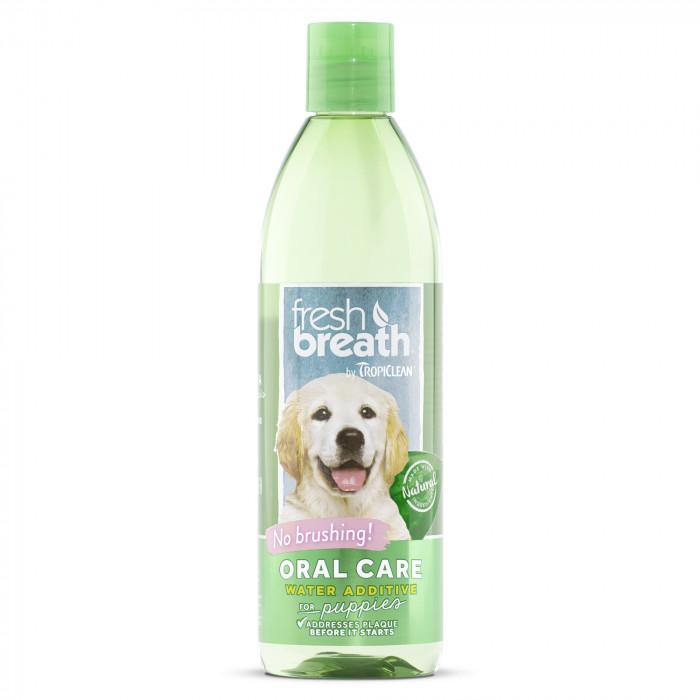 FRESH BREATH skystis dantų priežiūrai, jauniems šunims,