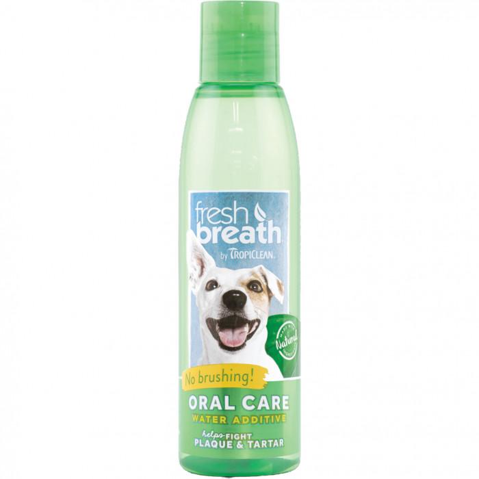 FRESH BREATH skystis dantų priežiūrai, šunims,