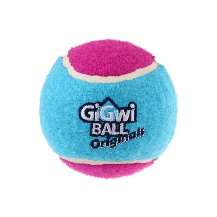 GIGWI Šunų žaislų rinkinys Teniso kamuoliai