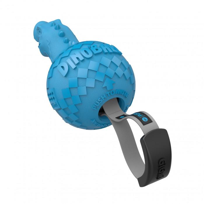 GIGWI Šunų žaislas Dinozauras Push To Mute