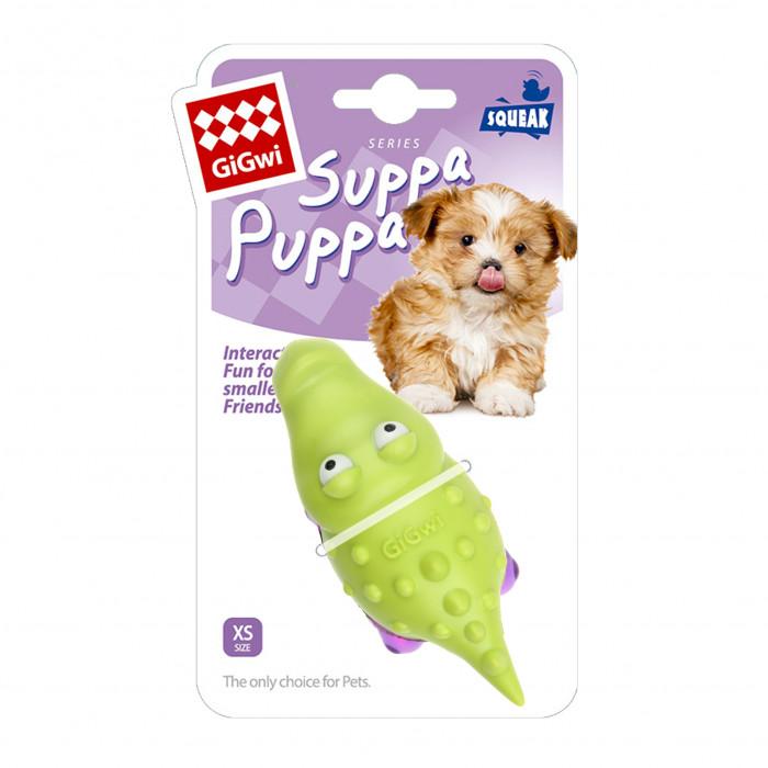 GIGWI Šunų žaislas Suppa Puppa Aligatorius