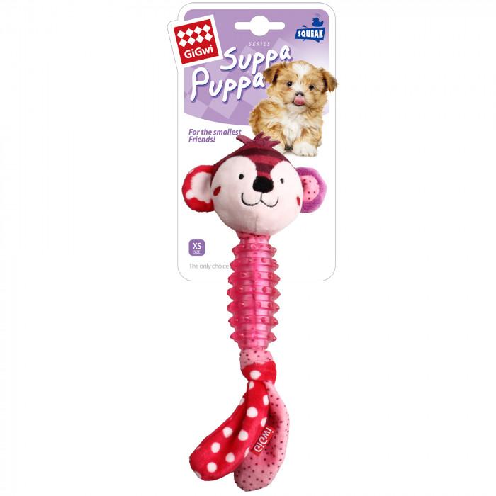 GIGWI Šunų žaislas Suppa Puppa Beždžionė