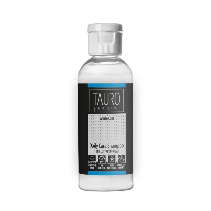 TAURO PRO LINE White Coat Daily Care Šampūnas šunims ir katėms