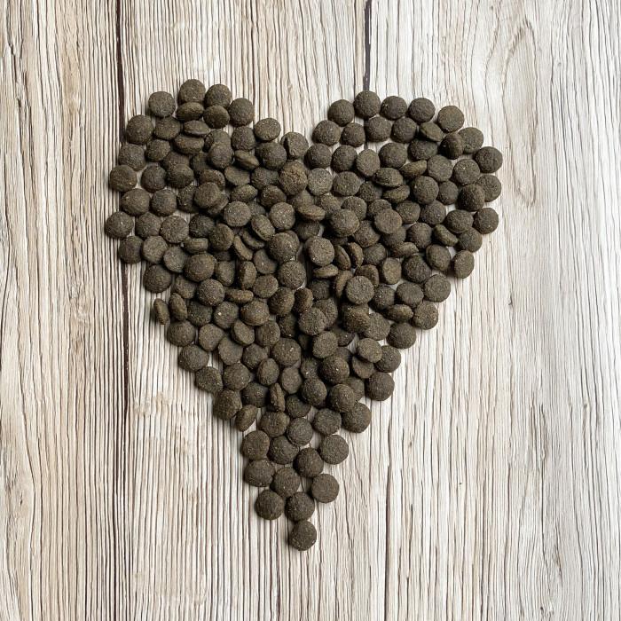 OAK'S FARM Grain Free Salmon Adult 6+ All Breed Dogs  sausas pašaras suaugusiems visų veislių šunims su lašiša