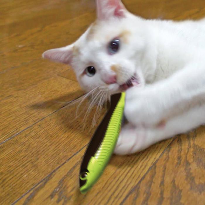 DOGGYMAN žaislas katei, žuvis,