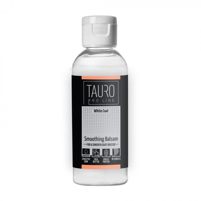 TAURO PRO LINE White Coat Smoothing balsam, balzamas šunims ir katėms