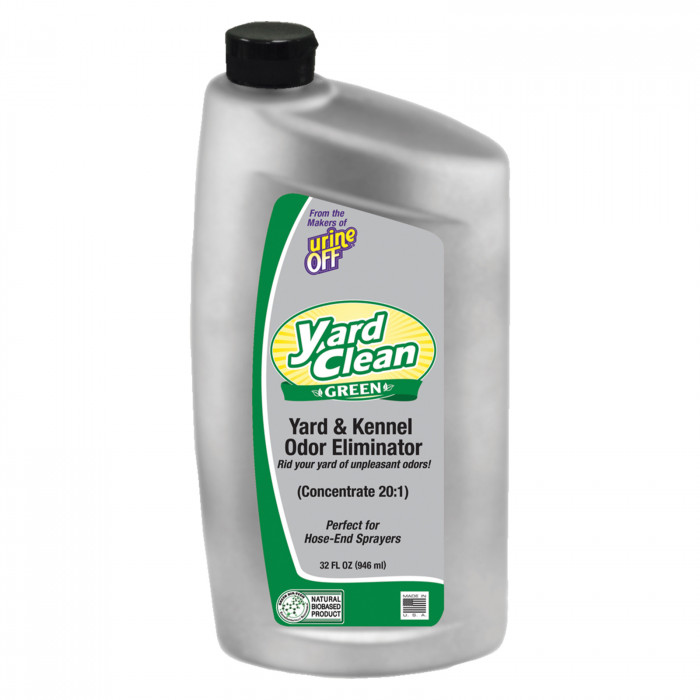 URINE OFF Yard Clean Green Priemonė naikinanti nemalonius kvapus kiemuose