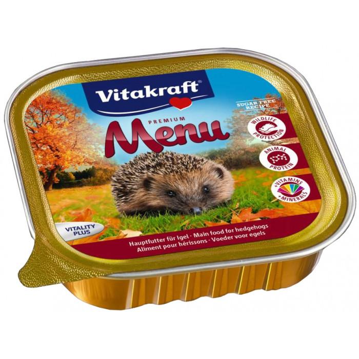 VITAKRAFT Hedgehog Food wet Konservuotas pašaras ežiams