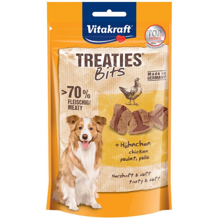 VITAKRAFT Treaties Bits Skanėstas šunims  su vištiena