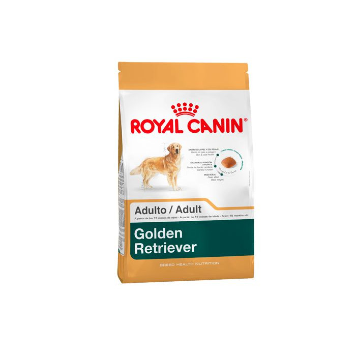 ROYAL CANIN Golden Retriever Pašaras šunims