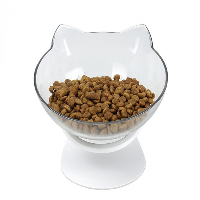ELS PET kačių dubenėlis Katės forma