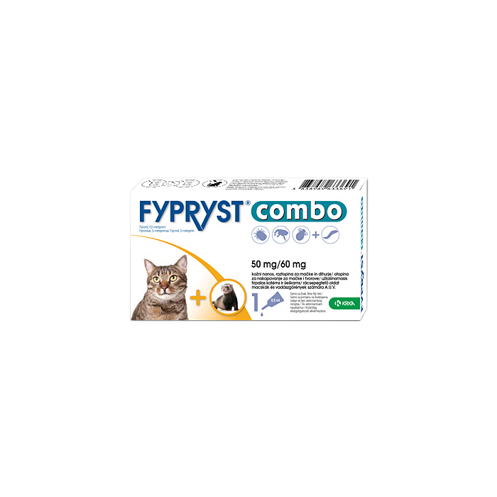 FYRPRYST Combo Tirpalas katėms ir šeškams