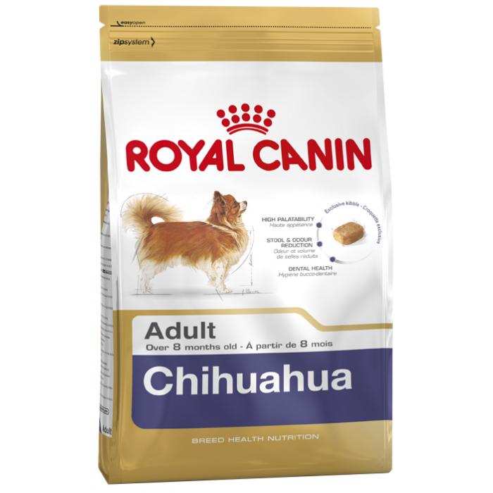 ROYAL CANIN Chihuahua 28 Adult Sausas pašaras šunims