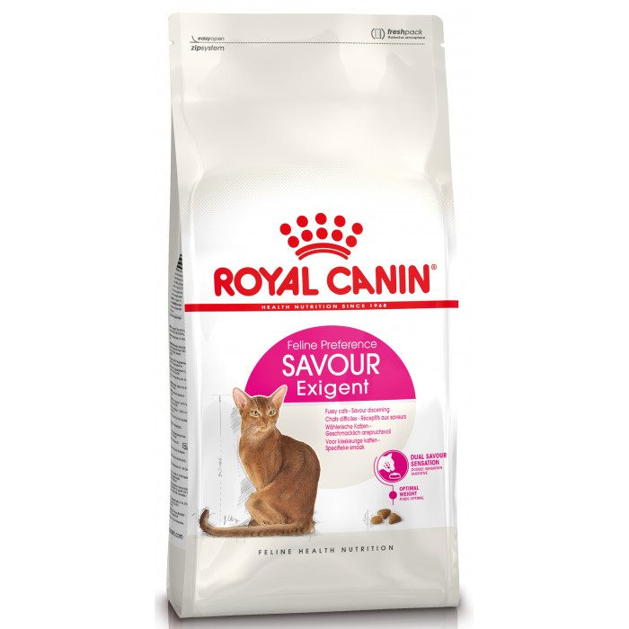 ROYAL CANIN Exigent 35/30 Sausas pašaras katėms